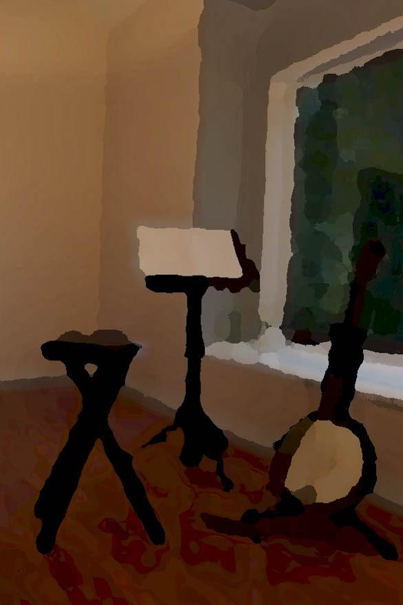 Banjo Practice